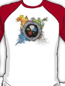 Elemental  Battle T-Shirt