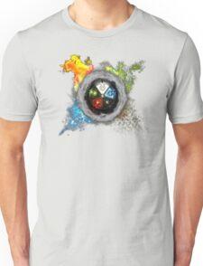 Magic the Gathering: Elemental  Battle Unisex T-Shirt
