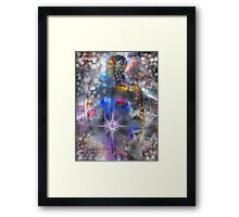 Transition To Time Framed Print
