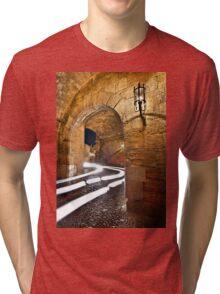 Medieval Traffic - Rhodes island Tri-blend T-Shirt