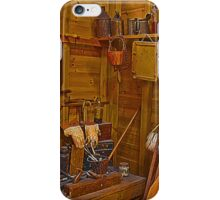 Joiners Tools HDR iPhone Case/Skin