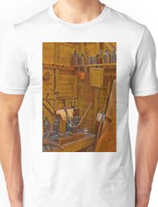 Joiners Tools HDR Unisex T-Shirt