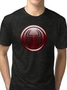 City of Villains - Arachnos Tri-blend T-Shirt