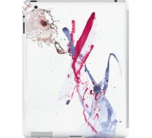 Oil and Water #63 iPad Case/Skin