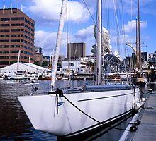 Gretel II—2011 Australian Wooden Boat Festival by Brett Rogers
