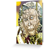 Milo...Astral Adventurer Greeting Card