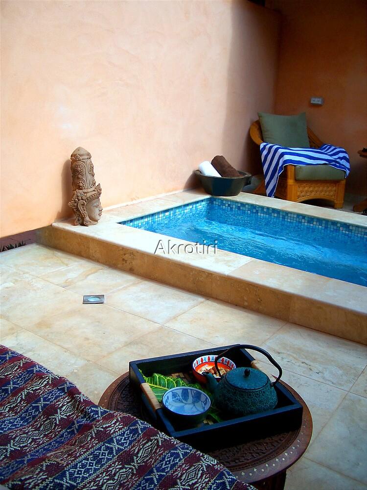 Just Relax - Broome, WA by Akrotiri