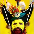 PNG Warriror Yellow Background by chrisfranklin1