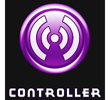 City of Heroes - Controller Photographic Print