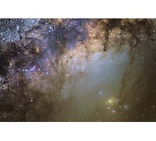 Rho Ophiuchi wide-field Photographic Print