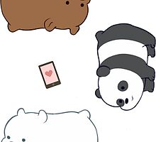 We Bare Bears by toifshi