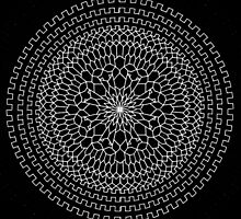 Mandala by maxsyd