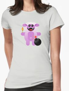SHEEP 4 (Cute pet has a bomb and its alight!) T-Shirt