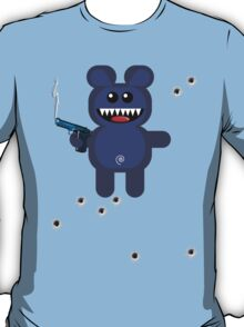 BEAR 5 (Armed and highly dangerous!) T-Shirt