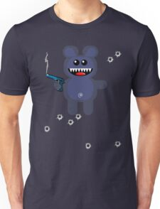 BEAR 5 (Armed and highly dangerous!) Unisex T-Shirt
