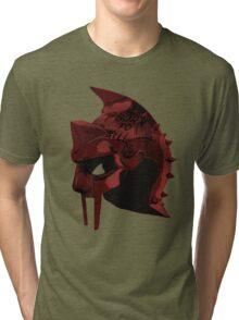 Full Metal Gladiator- Gladiator Shirt Tri-blend T-Shirt