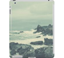 Blue Rock Beach iPad Case/Skin