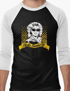 Hello Sweetie   Doctor Who Men's Baseball ¾ T-Shirt