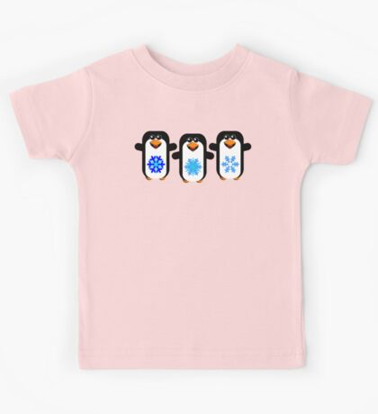 PENGUINS 2 (KIDS) Kids Tee