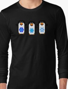 PENGUINS 2 (KIDS) Long Sleeve T-Shirt