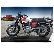 BSA Firebird Poster