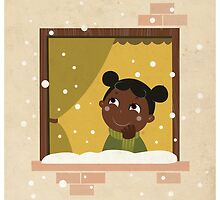 N is for Neve by hellobea