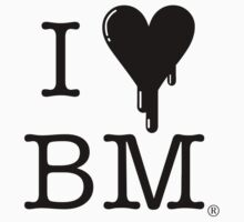 I Heart BM 2 by James Lillis