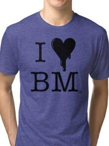 I Heart BM 2 Tri-blend T-Shirt