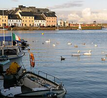 The Long Walk, Galway. Ireland by JoeTravers