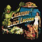 Black Lagoon by chupalupa