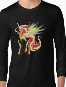 My Little Pony - MLP - Sunset Shimmer Alicorn Long Sleeve T-Shirt
