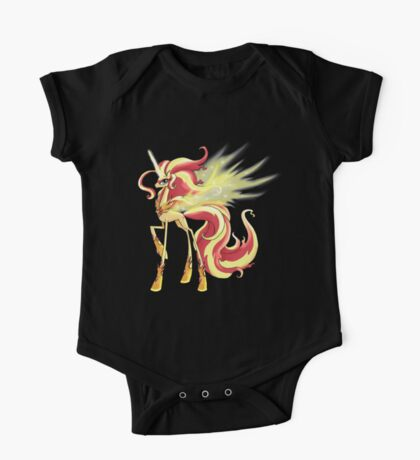 My Little Pony - MLP - Sunset Shimmer Alicorn One Piece - Short Sleeve