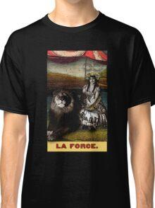 Circus Tarot: Strength Classic T-Shirt