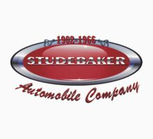 Studebaker  badge T Shirt  Kids Clothes