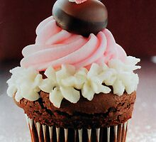 Cup Cake, by JoeTravers