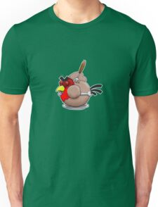 Dead Angry Bird Unisex T-Shirt