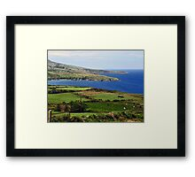 Ring of Kerry,Ireland. Framed Print