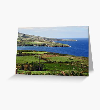 Ring of Kerry,Ireland. Greeting Card