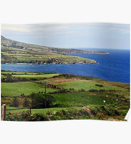 Ring of Kerry,Ireland. Poster