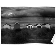 SOUTHWOLD BEACH Poster