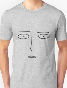 one punch man saitama anime manga shirt T-Shirt