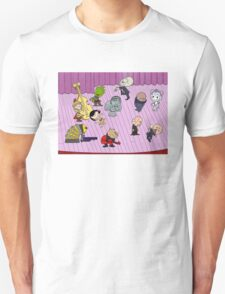 Merry Christmas Doctor Who ... Peanuts Style T-Shirt