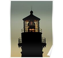 Yaquina Head Lighthouse ~ Part Three Poster