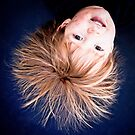 ...trampoline hair... by Geoffrey Dunn