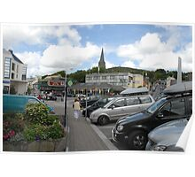 Clifden, County Galway, Ireland Poster