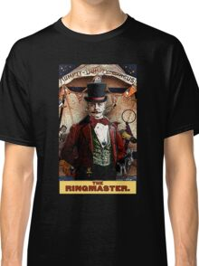 The Ringmaster: Circus Tarot by Duck Soup Productions Classic T-Shirt