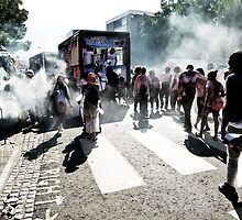 Notting Hill Carnival  by Stung  Photography