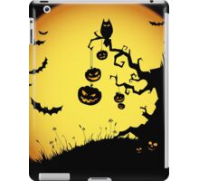 Halloween moon iPad Case/Skin