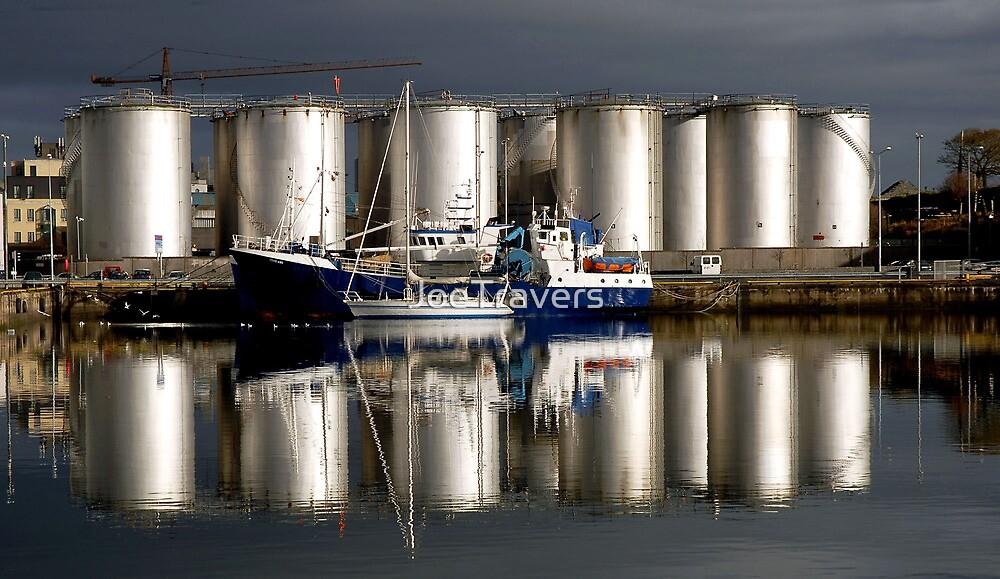 Oil Tanks,  by JoeTravers
