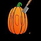 Pumpkin Head by Michael Donnellan